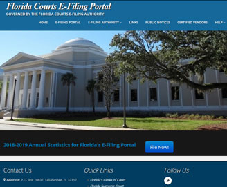 File Case Documents Online